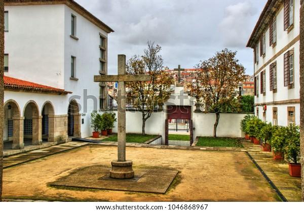 Convent Corpus Christi in Vila Nova de Gaia, Portugal