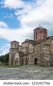 convent on Mount Athos