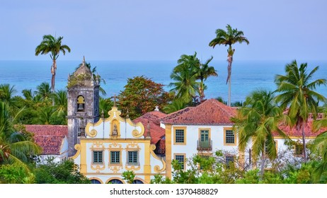 Convent of Sao Francisco in Olinda, Pernambuco, Brazil