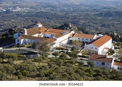 Convent of Senhora da Estrela near Marvao, Alentejo, Portugal