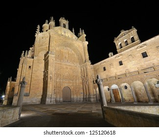 Convent of St Esteban in Salamanca, Spain.
