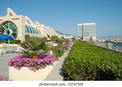 Convention Center; San Diego, California