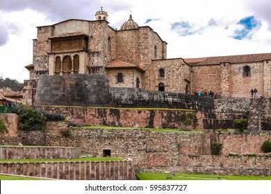 Convento de Santo Domingo, Cusco. Peru