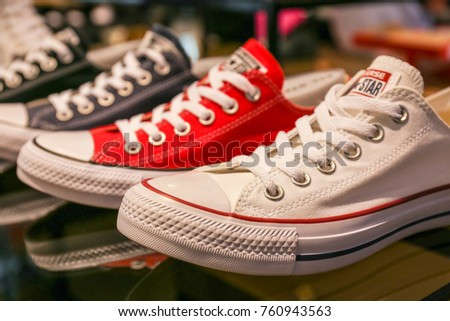 2ef91b60bfa Converse All Star Sneakers Ukraine Kiev Stock Photo (Edit Now ...