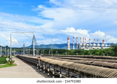 Conveyor and Power Plant in THAILAND