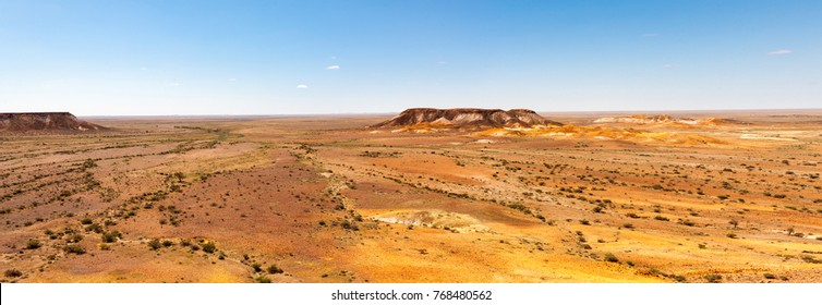 Coober Pedy Landscape Australia