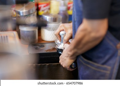 Cook coffee
