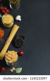 To cook great italian pasta with sauce take any kind of pasta and some vegetables such as tomatoes or mushrooms