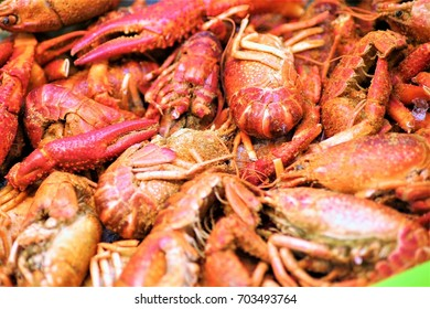 Cooked Crayfish 2