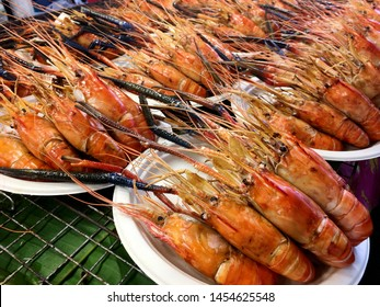 Giant Freshwater Prawn Images, Stock Photos & Vectors