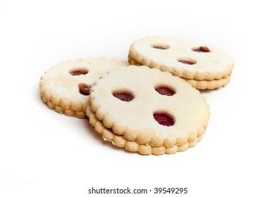 cookie called Linzer Auge