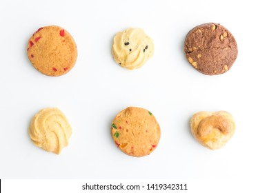 cookie set in top view