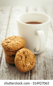 Cookies with Chocolate Malt