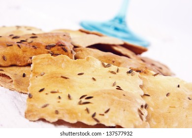 Cookies with cumin