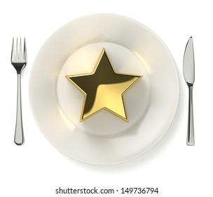 Cooking award