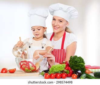 Cooking, Child, Healthy Eating.