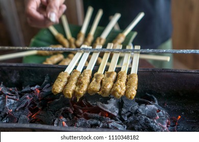 Cooking Class - Chicken Satay