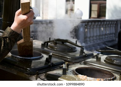 army field kitchen Images, Stock Photos & Vectors | Shutterstock