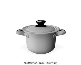cooking pot