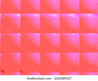 Cool, colorful squares, each beautiful and different...