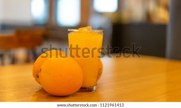 Cool fruit drinks