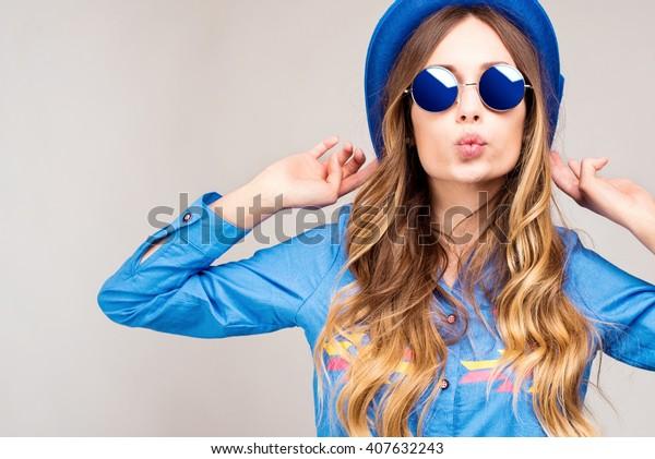 Trendy fashion style