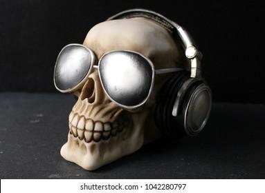 Cool looking skull 1