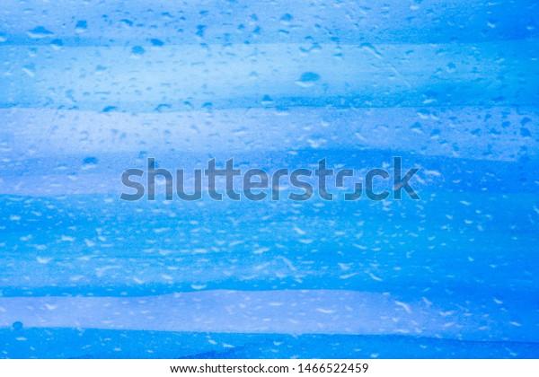 Cool Water Background Beautiful Blue Wallpaper Stock Photo Edit