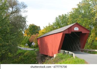 Cooley Covered Bridge, Vermont