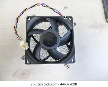cooling fan for processor.
