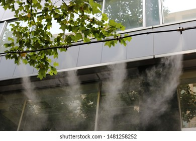 Spray Cooling System Images, Stock Photos & Vectors