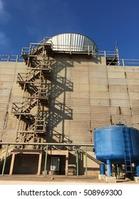 cooling tower is the heat exchanger technology in power plant boiler to generate electrical