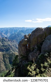 Cooper Canyon view