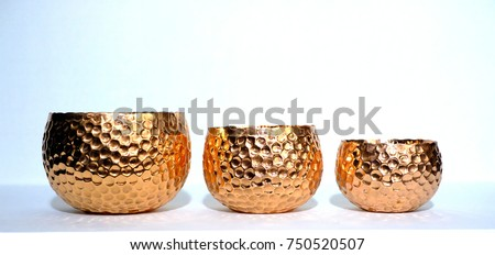 Cooper Jar Handmade handicraft