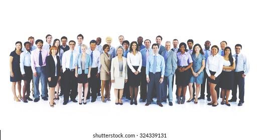 Cooperation Professional Partnership Teamwork Concept