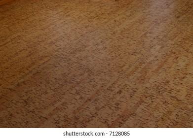 Coork floor