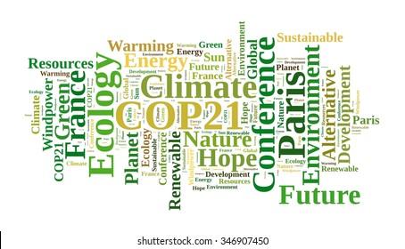 COP 21 in Paris