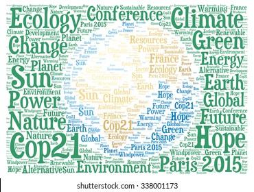 COP21 in Paris 2015