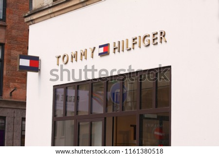 cdb5ff84 Copenhagen Denmark June 26 2018 Tommy Stock Photo (Edit Now ...