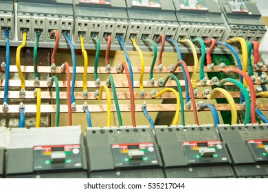 Miraculous Busbar Connect To Circuit Breaker Images Stock Photos Vectors Wiring 101 Israstreekradiomeanderfmnl