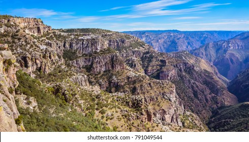 Copper Canyon (Barrancas del Cobre) - Sierra Madre Occidental, Chihuahua, Mexico