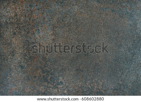 Copper Colored Natural Stone Texture Wallpaper And Background Formation With Iron Ore