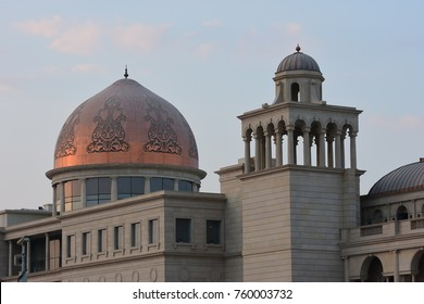 Copper Dome in Doha, Qatar