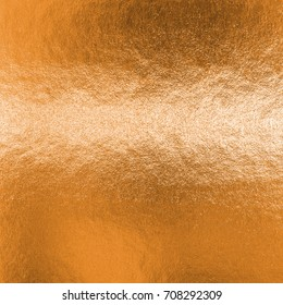 Copper foil metallic wrapping paper shiny texture background for wall paper decoration element