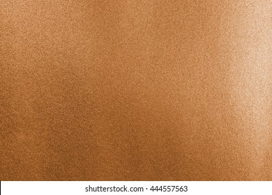 Copper foil shiny wrapping paper texture background for wall paper decoration element