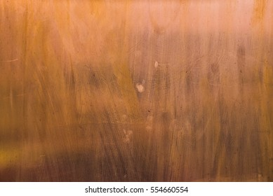 copper metal surface texture close. closeup, rough, dirty, brightly, red, blank, horizontal, brushed, copper, abstract, panel, metallic, design, background, pattern, scratched, textured, metal