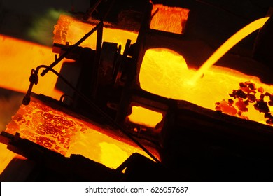 Copper mining, smelting and producing.