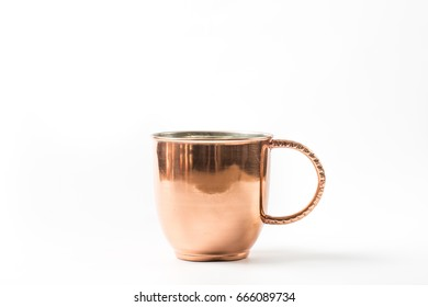 Copper Moscow Mule