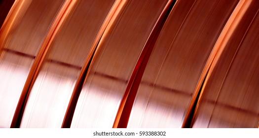 Copper rolls