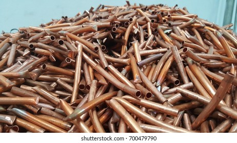 Copper tube scrap